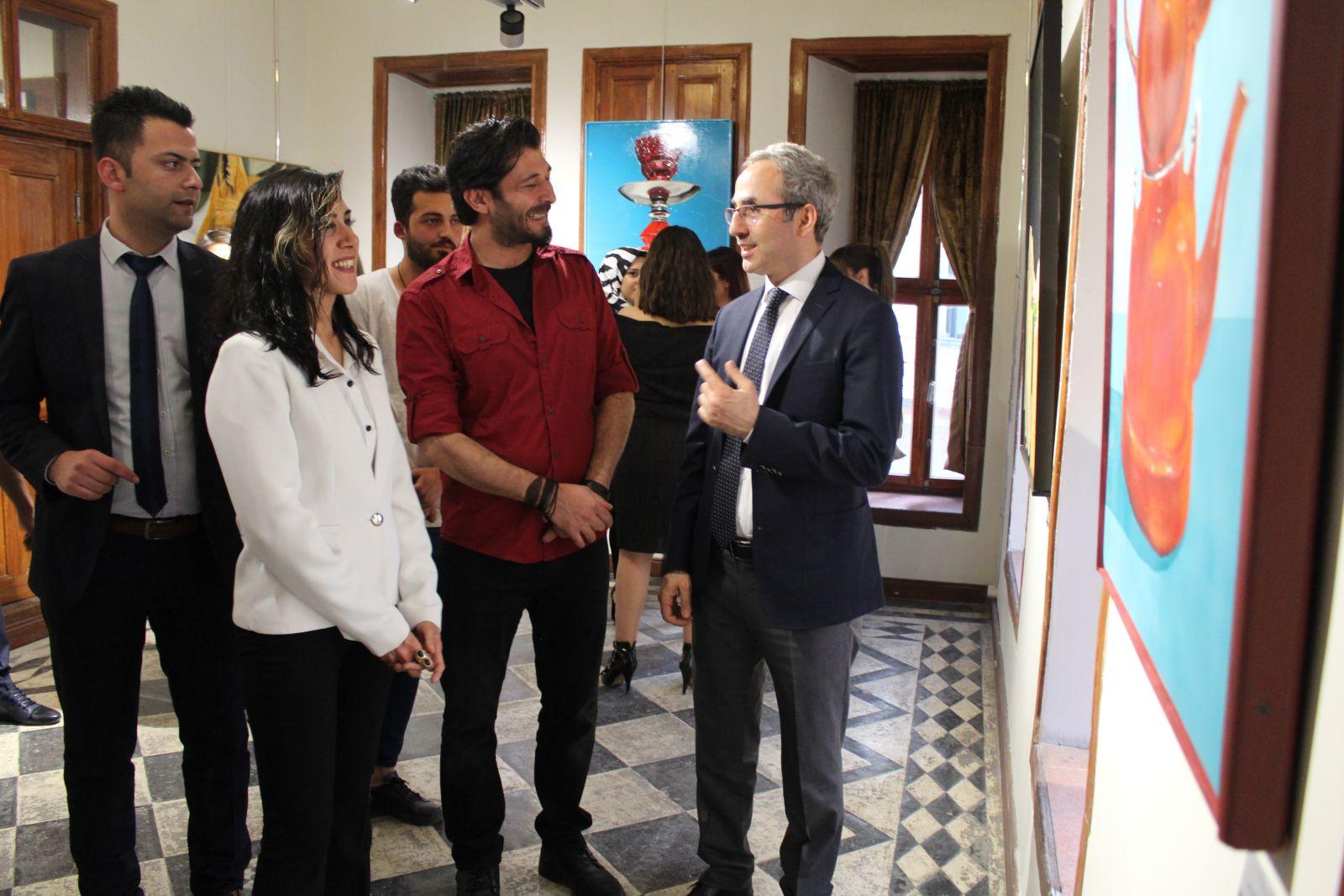 Şehmus Demir Elif Şenel Mehmet Aksoy